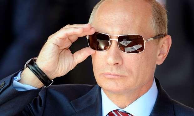 Реальная политика президента Владимир Путина видна не сразу