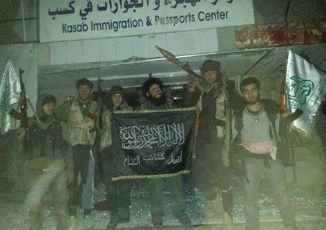 Турция поддерживает террористов, воюющих на Ближнем Востоке