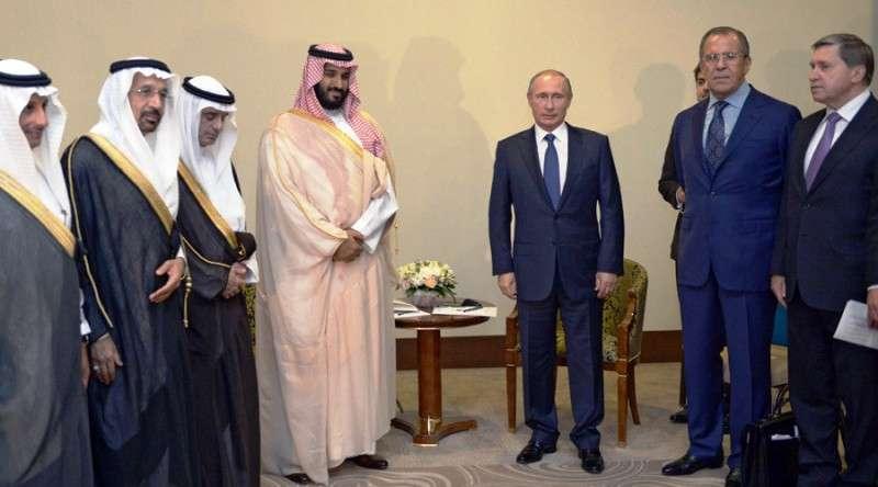 Саудовская Аравия хочет выжить и ищет защиты у России