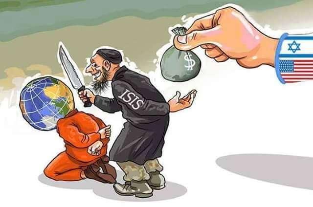 В Париже руками ИГ французов убивали США