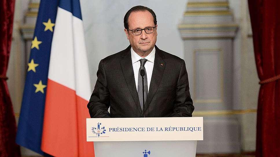 Франция уже доигралась в «Великую Державу» и взята бандитами в заложники