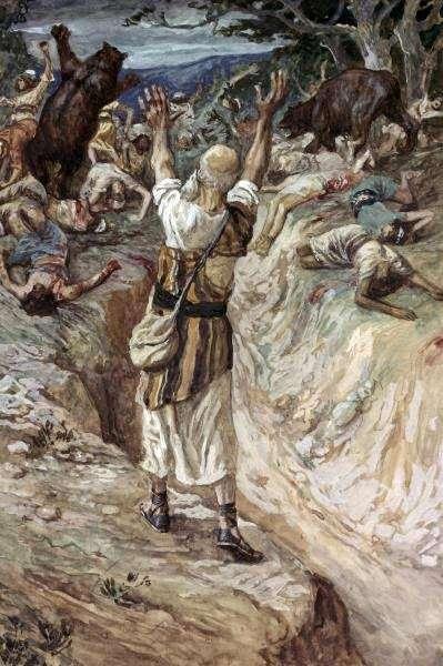 Религия – это не развитие, не православие и не духовность. Религия – это обман. Библейские картинки. Часть 12