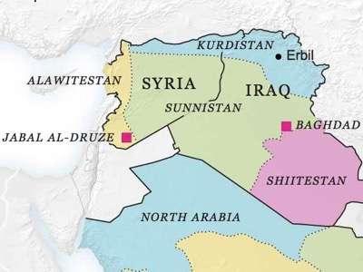 Франция и Израиль разжигают новую войну в Ираке и Сирии