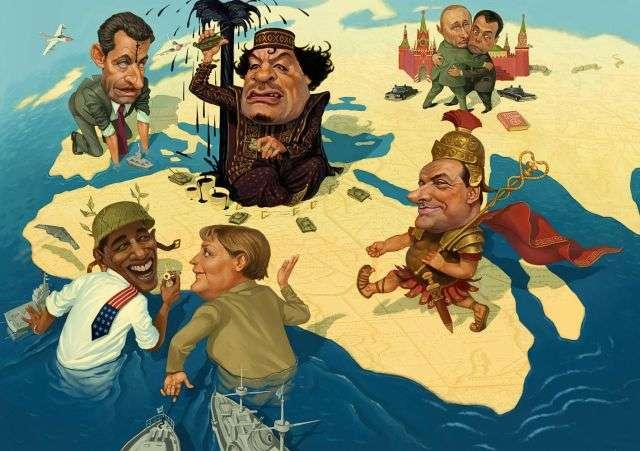 Противостояние России Паразитической Системе планеты продолжается