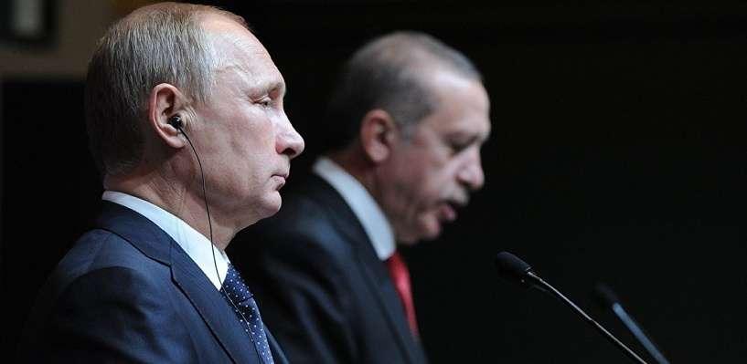 Турция сможет выжить только вместе с Россией