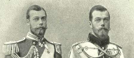 «Русский» царь Николай II работал ещё и английским королём Георгом V