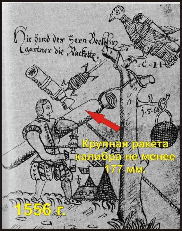 Ракеты эпохи Возрождения. Часть 2