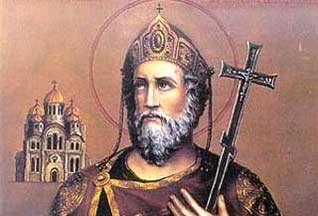 Христианизация – это была первая инфо война, выигранная паразитами на Руси