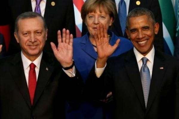 США создают на границе Крыма вооружённый террористический анклав
