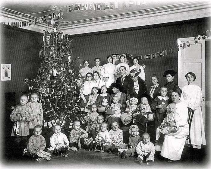 Некоторые люди жили и праздновали в царской России очень хорошо