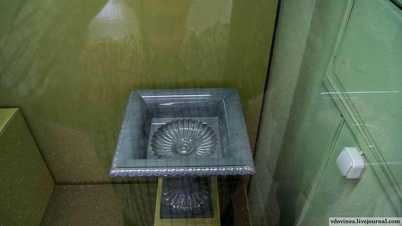 Монолитные допотопные артефакты. Часть 1