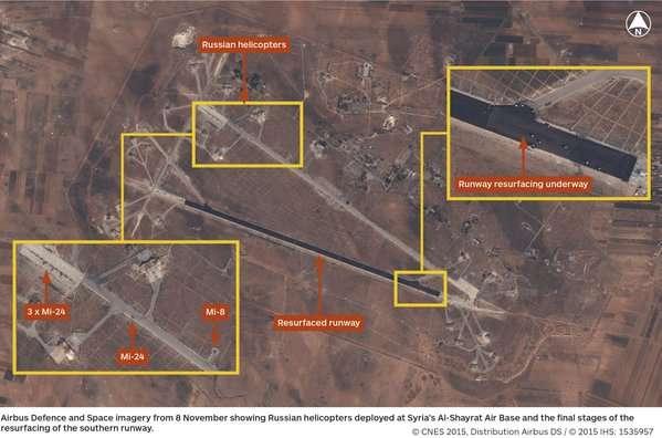 Россия пытается навести порядок в Сирии и на Ближнем Востоке