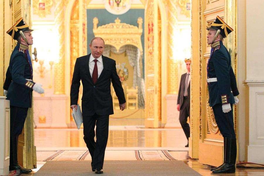 Россия без Путина – основная цель стратегии Запада