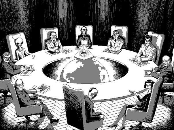 Игры в демократию окончены. Начинается закабаление