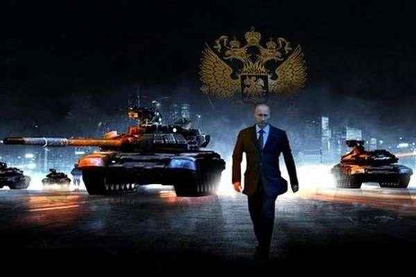 Паразиты будут воевать с Русью до конца
