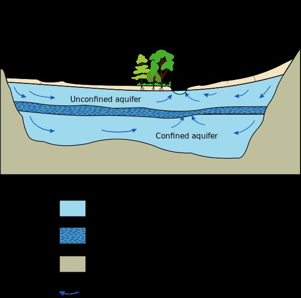 Вода – основной геополитический фактор в паразитическом мире