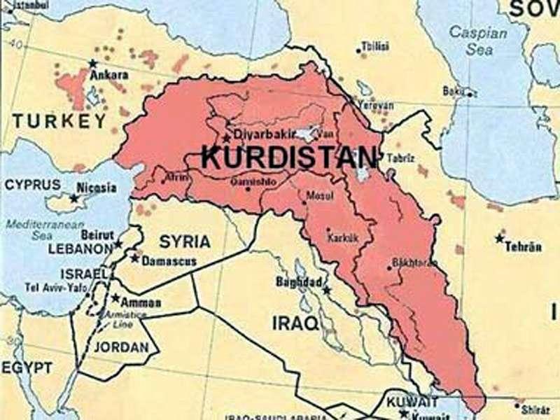 Курды – сражающиеся потомки ариев