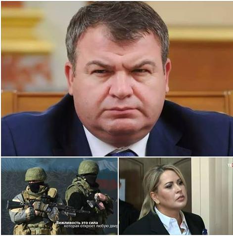 Анатолий Сердюков сделал для русской Армии всё, что мог