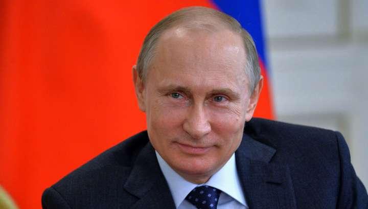 Владимир Путин изменяет паразитическую систему планеты