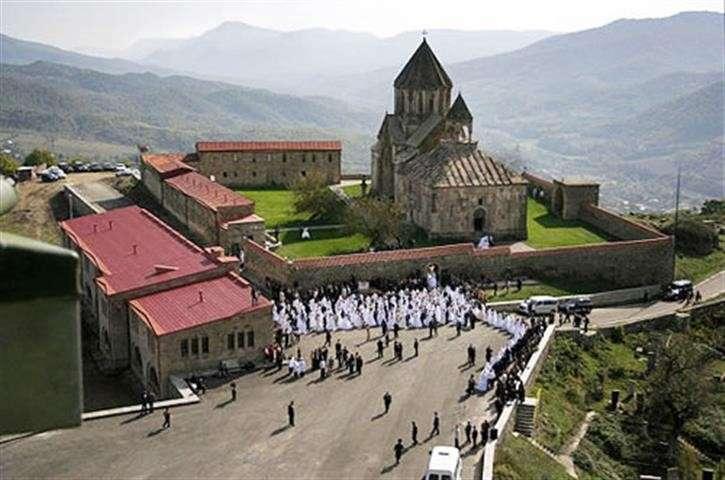 Тайны Нагорного Карабаха осветил сотрудник российской спецслужбы
