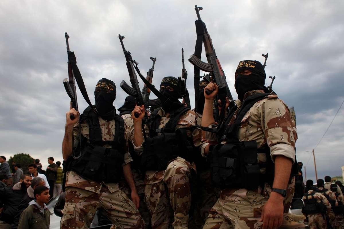 Террористическая армия ИГИЛ (ISIS) перебирается в Ливию