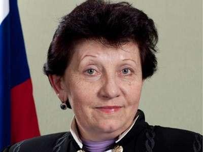 Российская судья оказалась воровкой. Но её быстренько простили