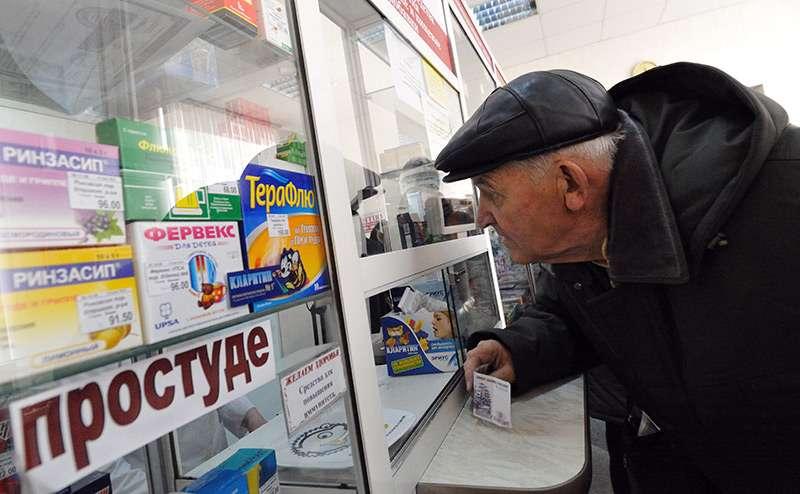 Под видом лекарств жулики продают простую воду