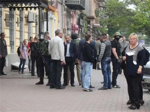 Террор, предательство и геноцид в Одессе 2 мая 2014 года