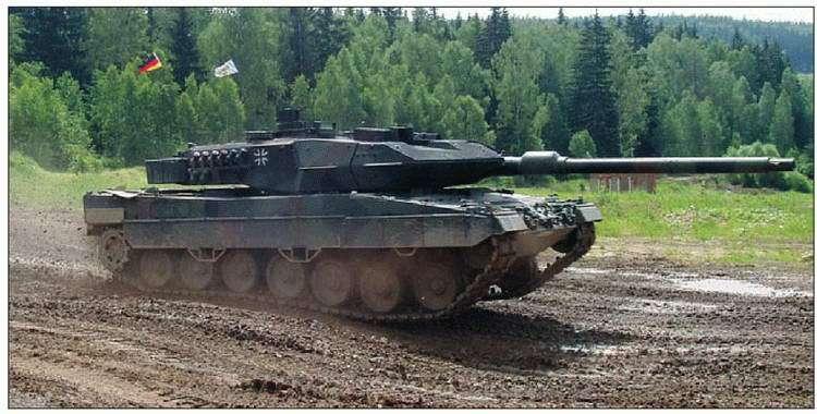 Блок НАТО – главный кулак паразитов – оказался почти безоружным