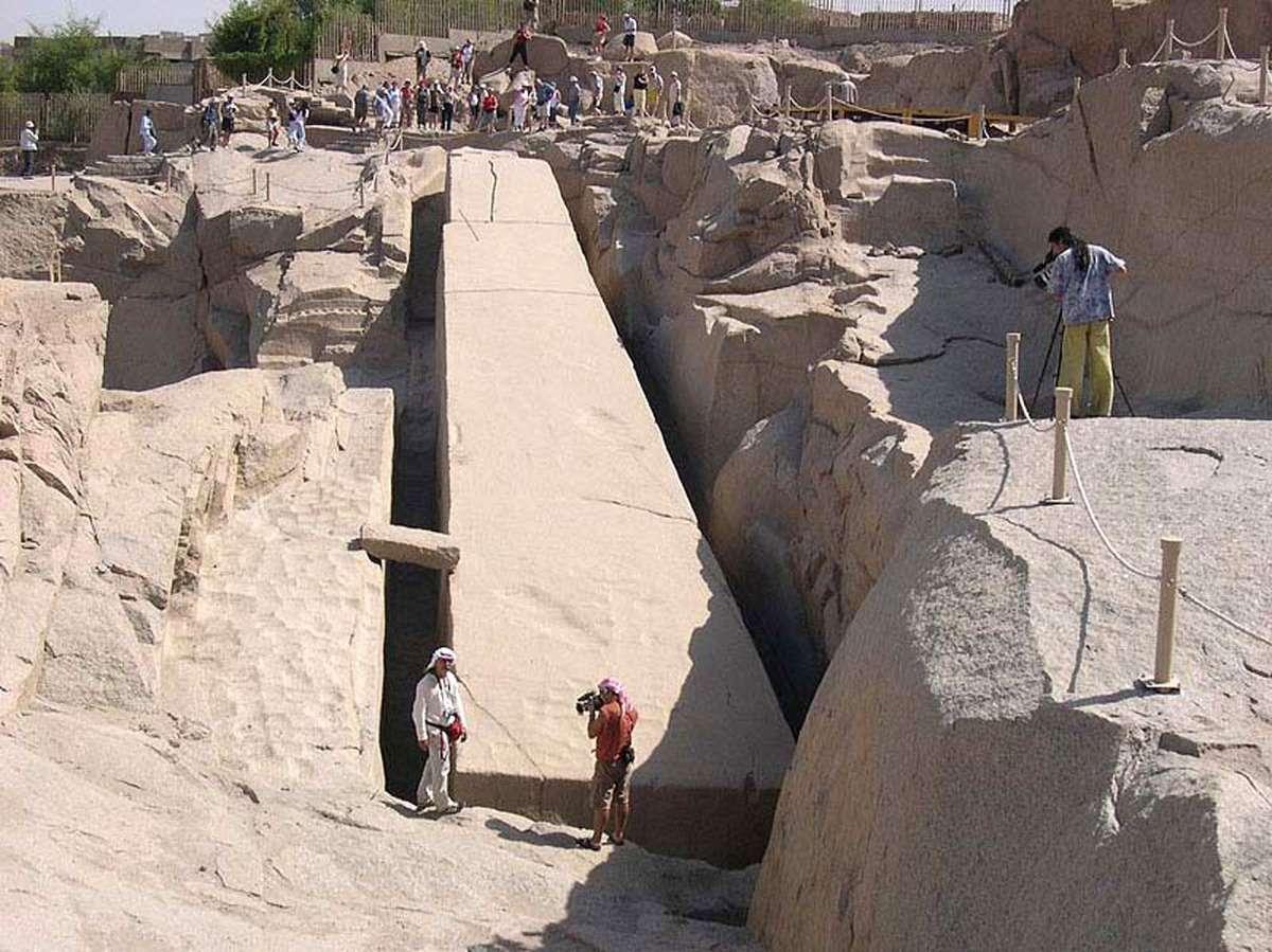 «Древний Египет» создали в 19 в. Часть 3