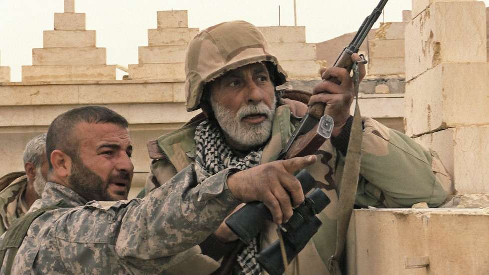 Русская кровь в сирийской пустыне