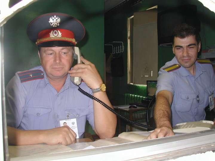 Права полицейских на работе тоже весьма ограничены