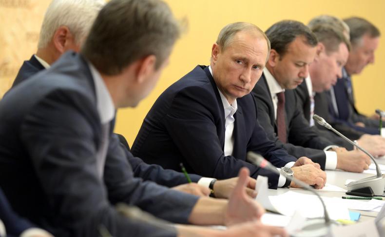 Паразиты планируют взрывать Россию изнутри