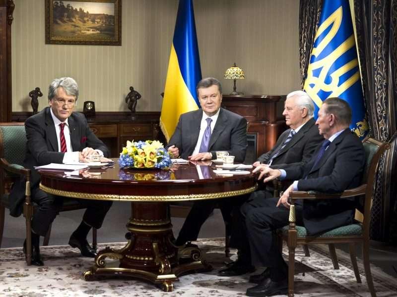 Паразиты доедают Украину