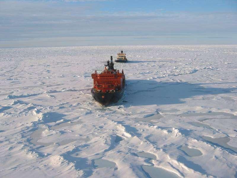 Запад хочет присвоить Арктику, а Россия не даёт
