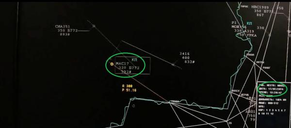 Малайзийский Боинг рейса MH17 был сбит Украиной по приказу ЦРУ