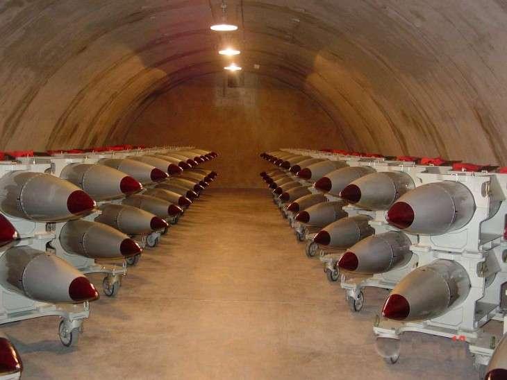 Ядерное оружие США по большей части уже не боеспособно
