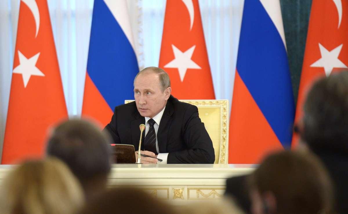 Итоги переговоров президентов Путина и Эрдогана в Санкт-Петербурге