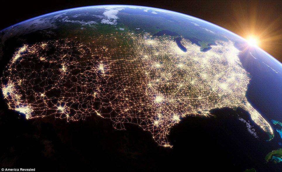 Америка – главный социальный паразит на нашей планете