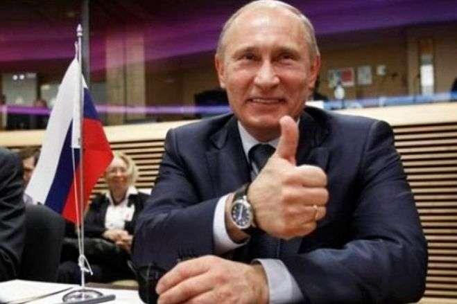 Санкциями Запад пытался ослабить Россию. Но, не получилось