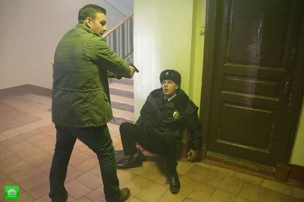 Сериал «Невский»: дискредитация органов власти России