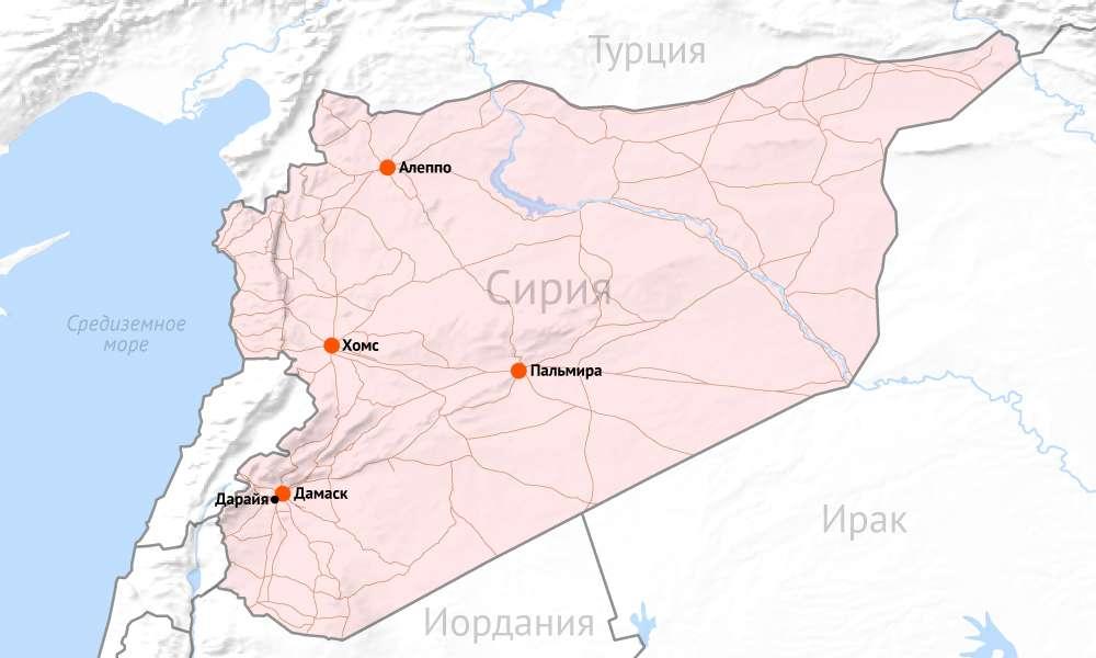 Почему паразиты хотят уничтожить ещё недавно благополучную Сирию