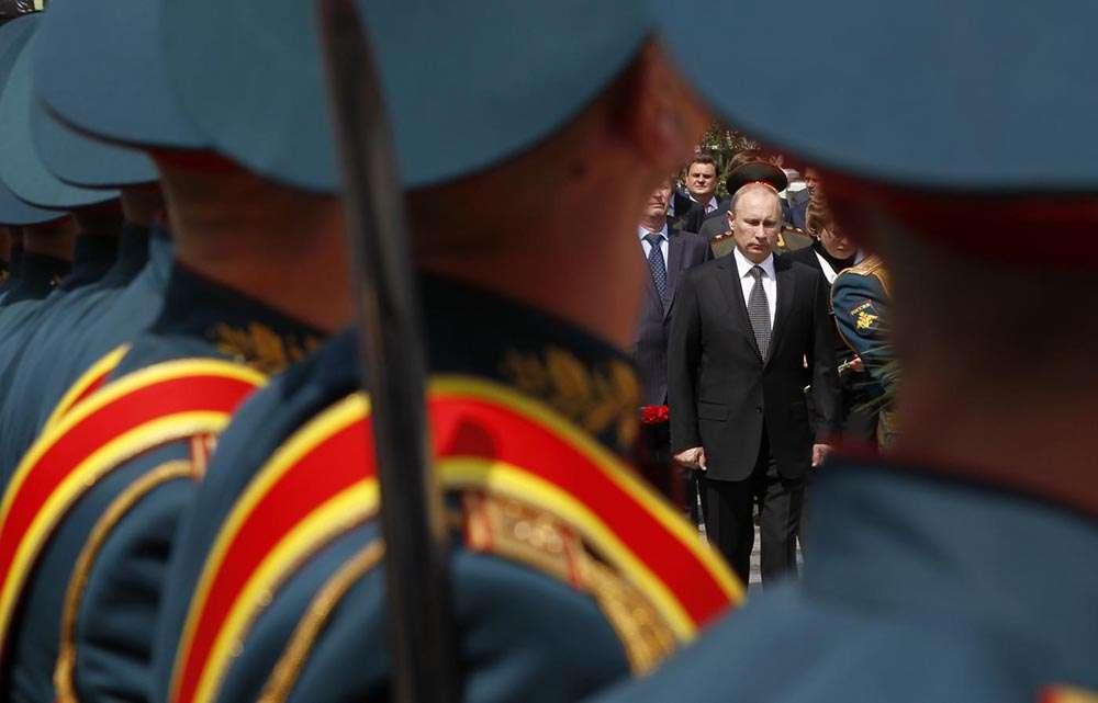 Владимир Путин заложил основы возрождения сильной России