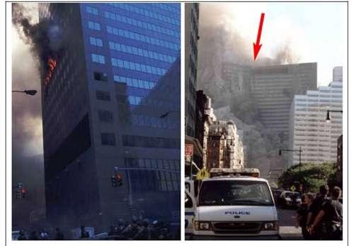 Теракты 9/11 были сымитированы для прикрытия наступления паразитов на наш Мир