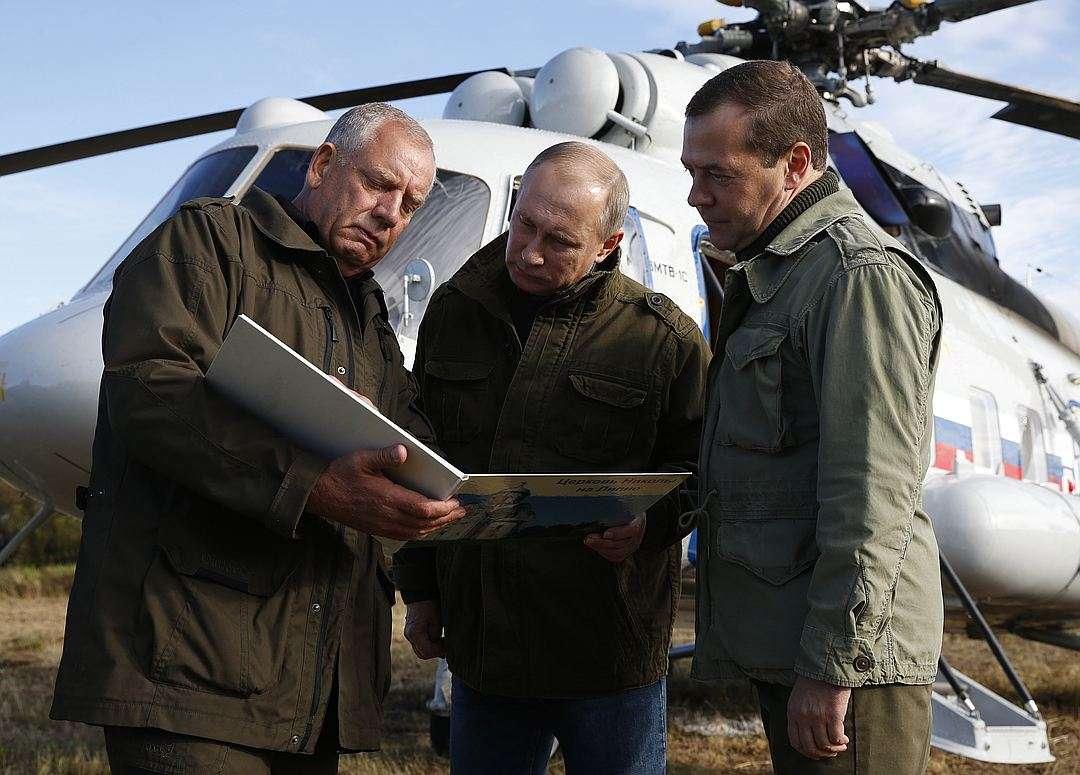 Россия играет в сложные и опасные геополитические игры