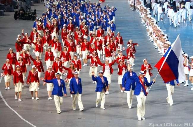 Западные спортивные чиновники дружно врут по команде из Госдепа