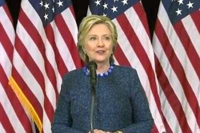 У паразитов из США не получается поставить Клинтон президентом