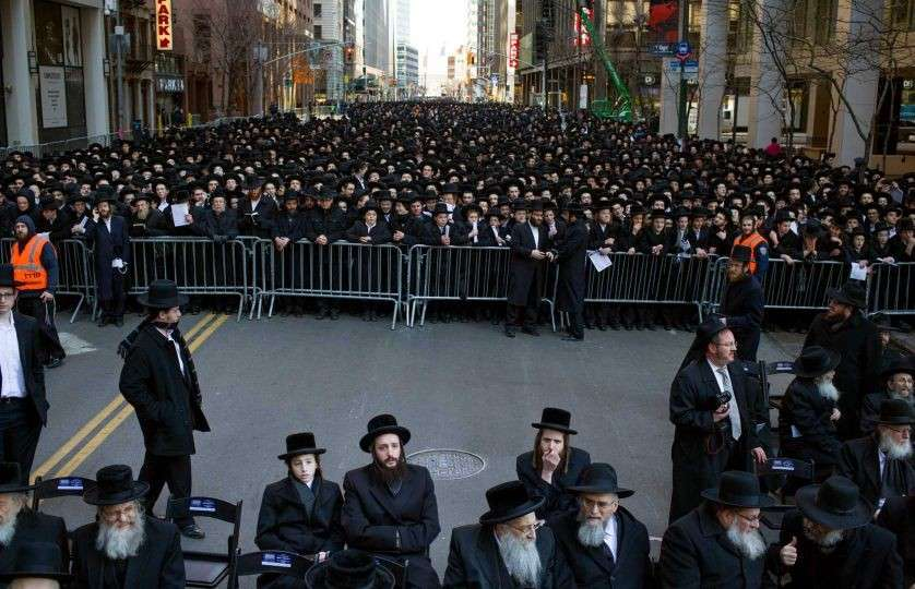 Хасиды – это религиозные экстремисты без тормозов