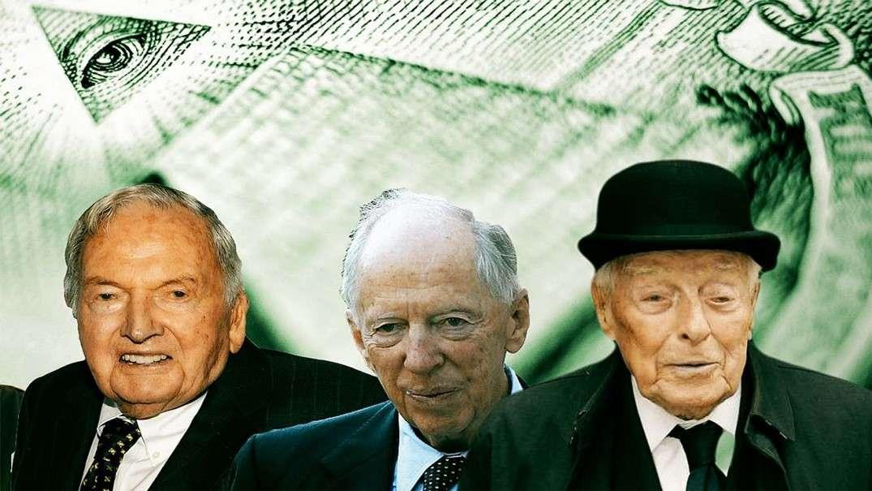 Раскол в западном олигархате