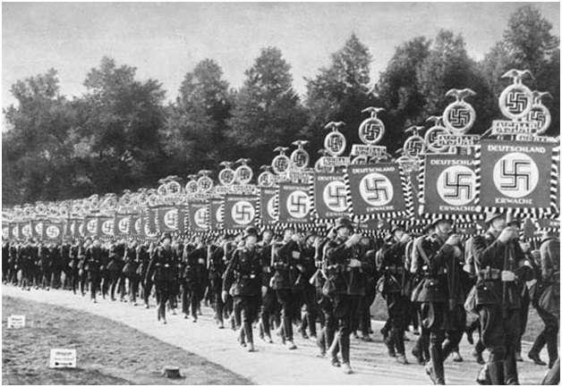 Фашизм – это очередная уловка паразитов